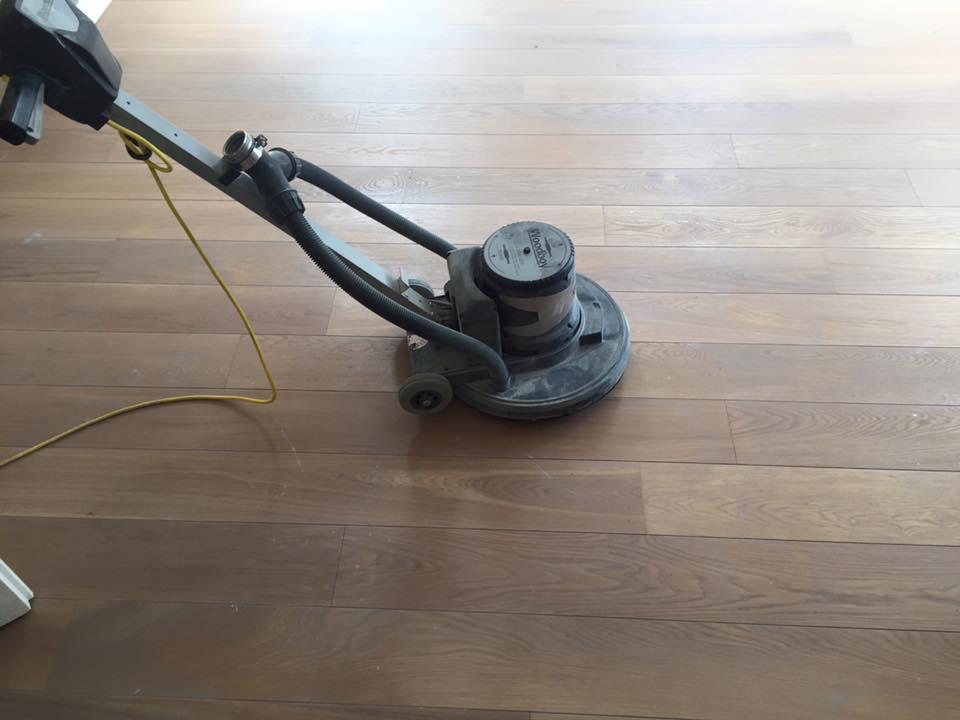 Onderhoud van vloeren